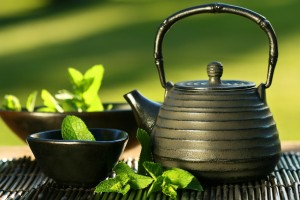 green tea as an antioxidant